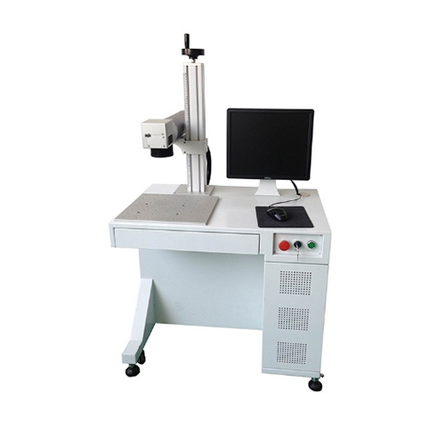 Precision Dots Laser Engraving and Etching Machine for Metal