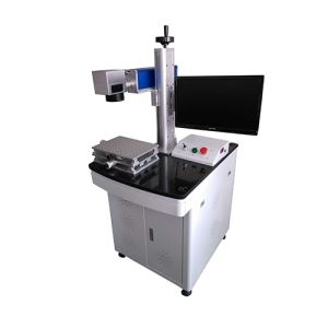 3D Mini Fiber Laser Marking Machine