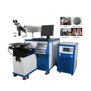 CNC Plastic Mode Repair Laser Welding Machine