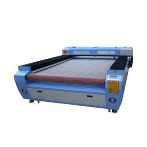 CO2 Fabric Laser Cutting Machine