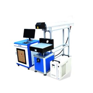 CO2 Laser Marking Machine for Wood