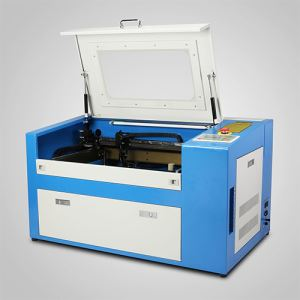 Glass Cup CO2 Laser Etching and Engraving Machine