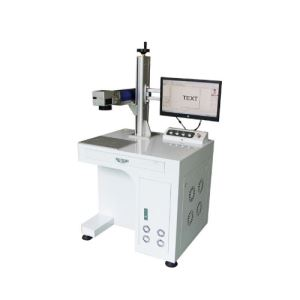 Plastic Fiber Laser Marking Machine