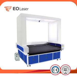 CCD Camera Automatic Fabric Laser Cutting Engraving Machine