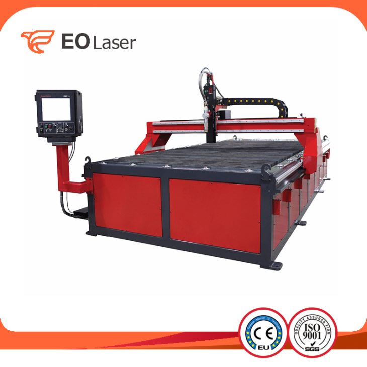 TMG Plasma CNC Cutting Machine
