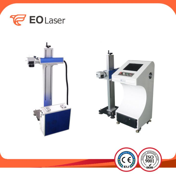 With High Quality CO2 Laser Marking Machine