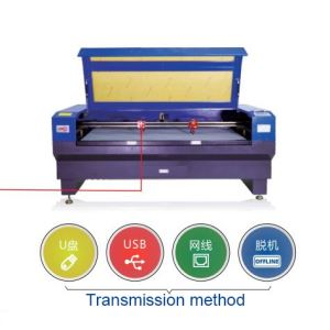 CO2 Leather Laser Engraving Cutting Machine
